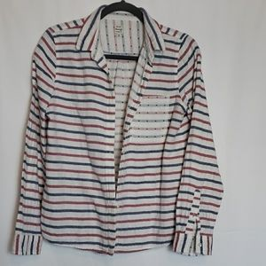 Madewell button down shirts
